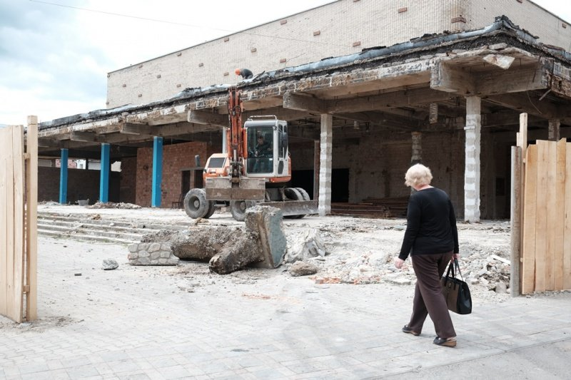 У Чернівцях реставрують кінотеатр Миколайчука(ФОТО), фото-4