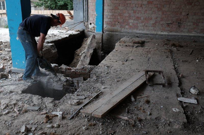 У Чернівцях реставрують кінотеатр Миколайчука(ФОТО), фото-9
