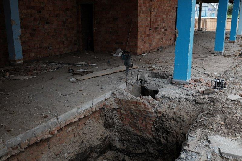 У Чернівцях реставрують кінотеатр Миколайчука(ФОТО), фото-13