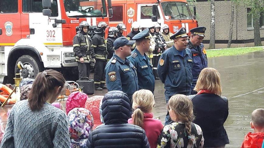 В Роговском поселении прошёл детский праздник, посвящённый году Пожарной охраны, фото-2