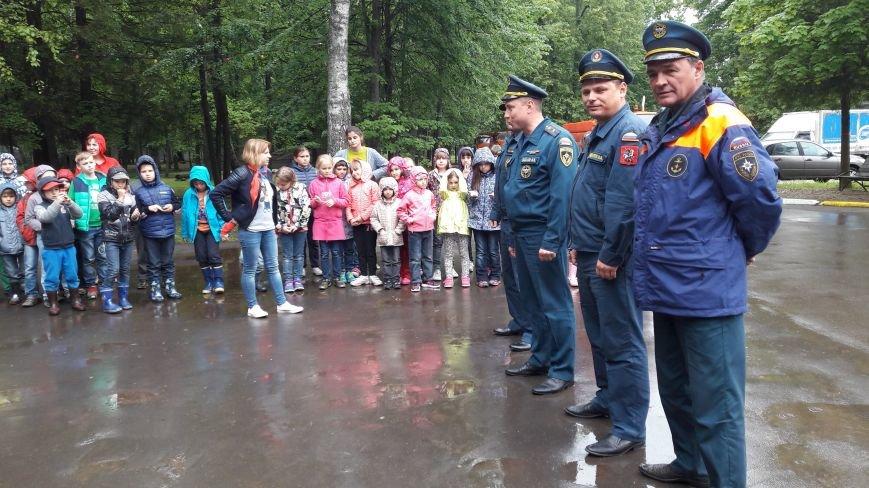 В Роговском поселении прошёл детский праздник, посвящённый году Пожарной охраны, фото-4