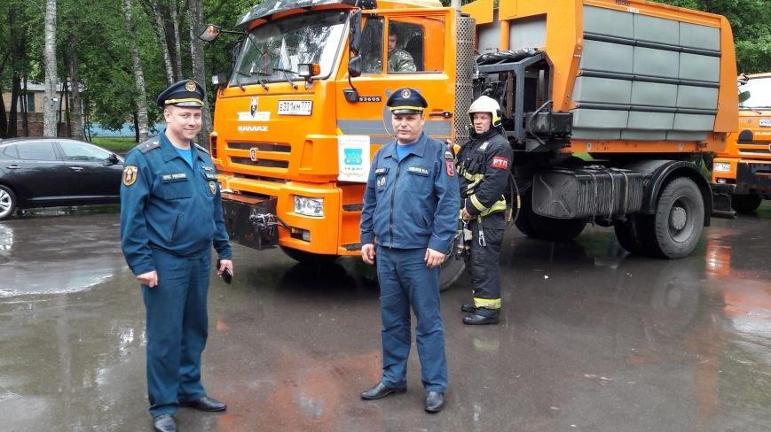 В Роговском поселении прошёл детский праздник, посвящённый году Пожарной охраны, фото-5