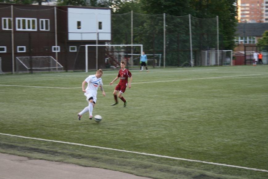 Футбольный матч Троицк-Химки завершился победой соперника, фото-4