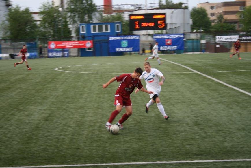 Футбольный матч Троицк-Химки завершился победой соперника, фото-2