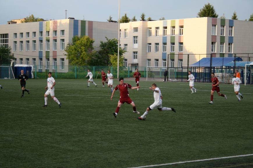 Футбольный матч Троицк-Химки завершился победой соперника, фото-5