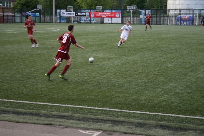 Футбольный матч Троицк-Химки завершился победой соперника, фото-7
