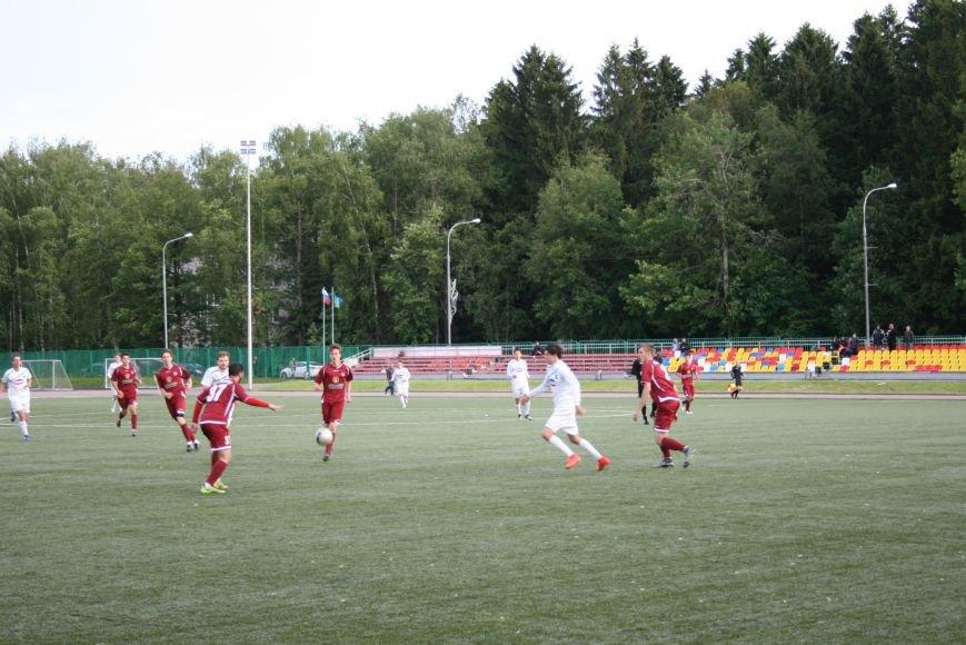 Футбольный матч Троицк-Химки завершился победой соперника, фото-3