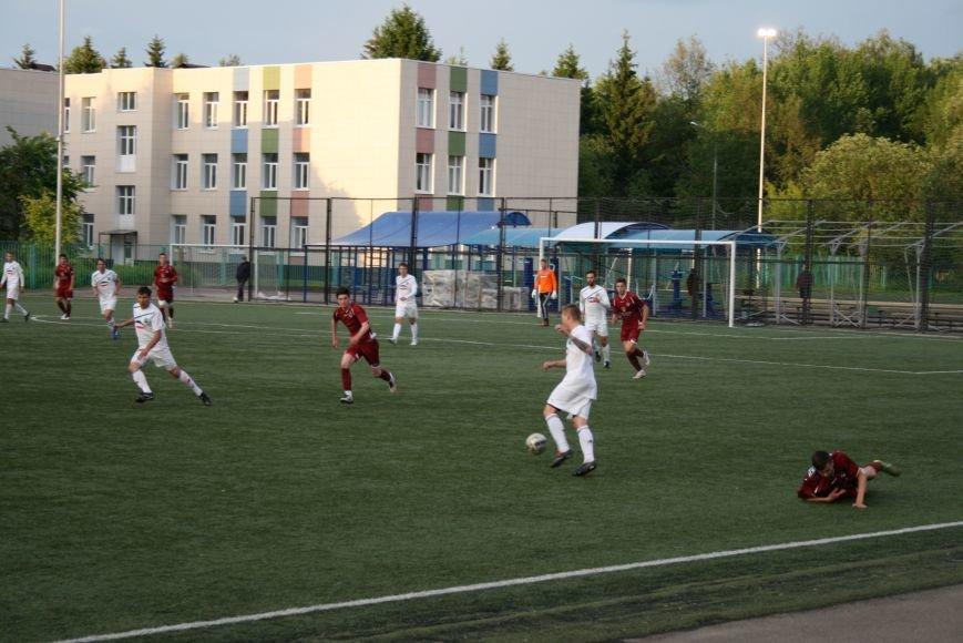 Футбольный матч Троицк-Химки завершился победой соперника, фото-6