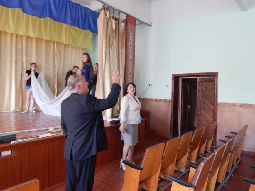 Одна з найстаріших шкіл Новограда-Волинського модернізується, фото-4