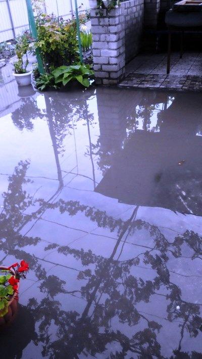 Геническ затапливает, а усилия городской власти не дают результата (фото), фото-2