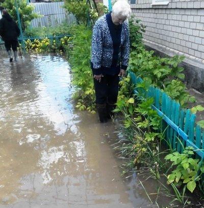 Геническ затапливает, а усилия городской власти не дают результата (фото), фото-1