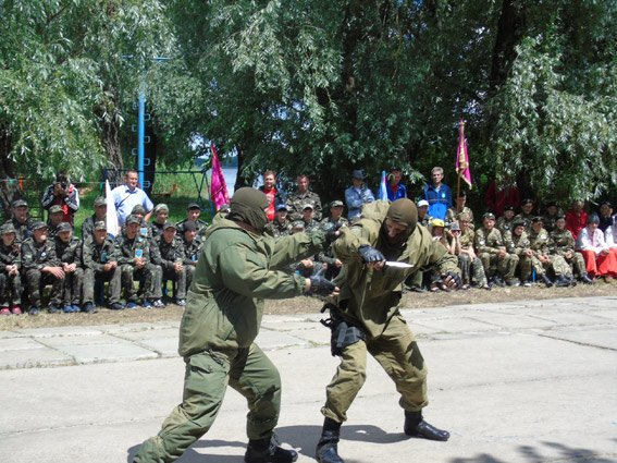 """Кинологи и полицейские отдела быстрого реагирования на Всеукраинской игре """"Сокол"""" (""""Джура"""") показали, на что они способны (фото), фото-3"""