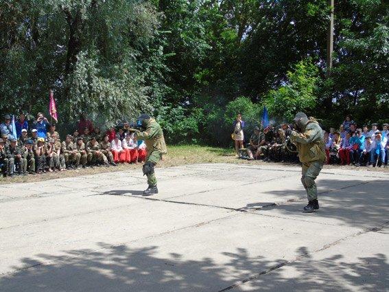 """Кинологи и полицейские отдела быстрого реагирования на Всеукраинской игре """"Сокол"""" (""""Джура"""") показали, на что они способны (фото), фото-2"""