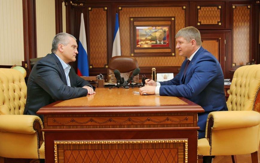 Аксёнов одобрил регламент, по которому главы муниципалитетов будут согласовывать разрешение на строительство (ФОТО), фото-2