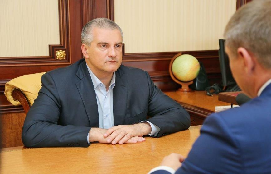 Аксёнов одобрил регламент, по которому главы муниципалитетов будут согласовывать разрешение на строительство (ФОТО), фото-3