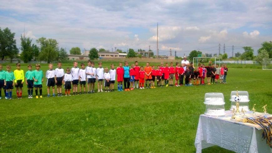 Серебро на региональном турнире по футболу взяли спортсмены из Доброполья и Белозерского, фото-1