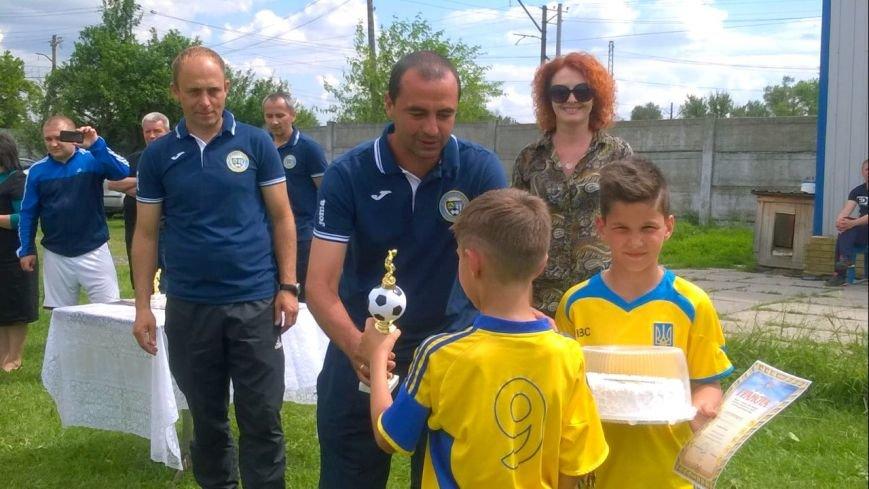 Серебро на региональном турнире по футболу взяли спортсмены из Доброполья и Белозерского, фото-2