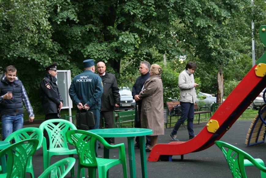 Троицкая Администрация провела День Соседей в микрорайоне В, фото-9