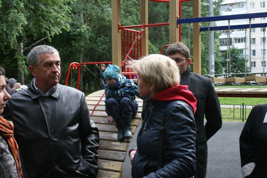 Троицкая Администрация провела День Соседей в микрорайоне В, фото-4