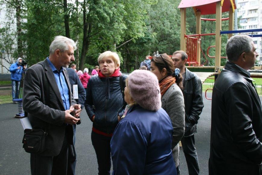 Троицкая Администрация провела День Соседей в микрорайоне В, фото-6