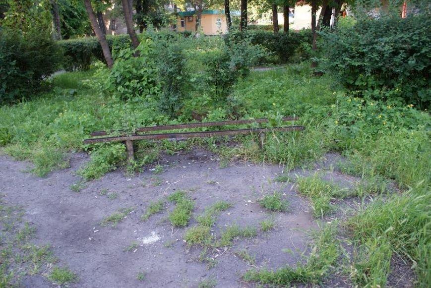В Каменском облагородят сквер имени Станислава Лясоты, фото-1