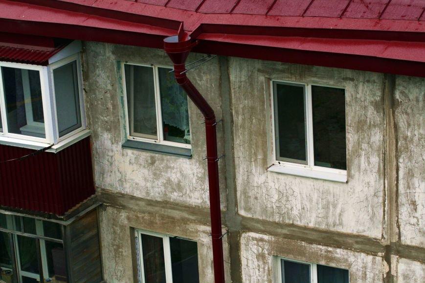 Южно-Сахалинск возвращается к советским технологиям ремонта кровли крыш, фото-7