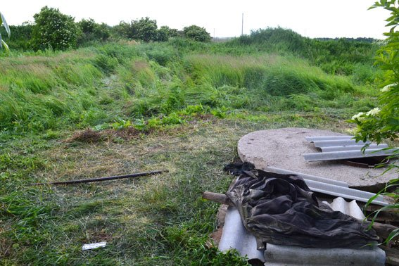 На Полтавщине лом, упавший с автокрана, пробил череп рабочему (ФОТО), фото-3