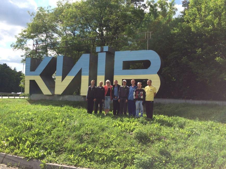 Футбольная команда психоневрологического интерната Бахмута стала одной из лучших на всеукраинском уровне, фото-7