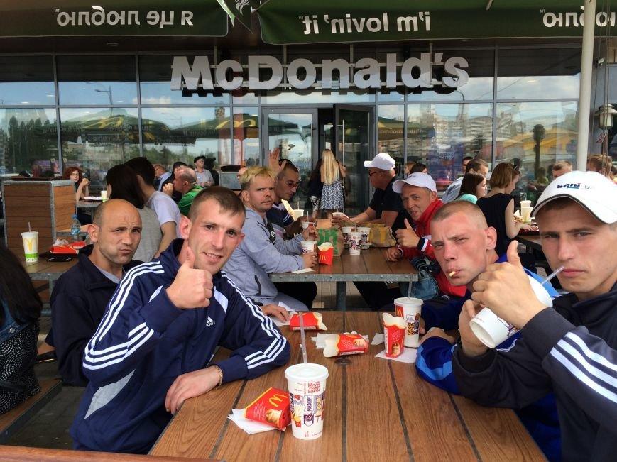 Футбольная команда психоневрологического интерната Бахмута стала одной из лучших на всеукраинском уровне, фото-6