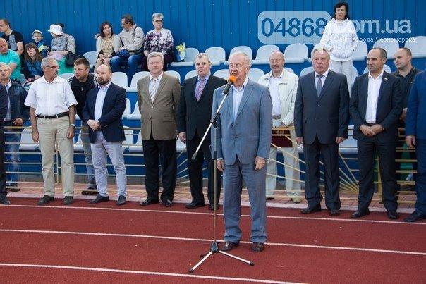 Состоялось открытие V всеукраинской спартакиады среди депутатов в Черноморске (+фото), фото-1