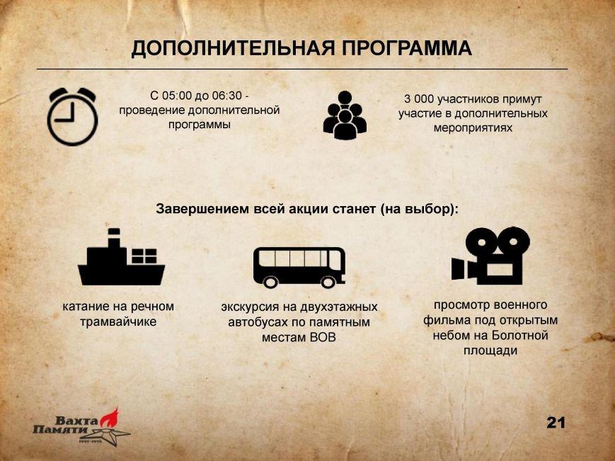 Началась запись участников Вахты Памяти из Новой Москвы, фото-10