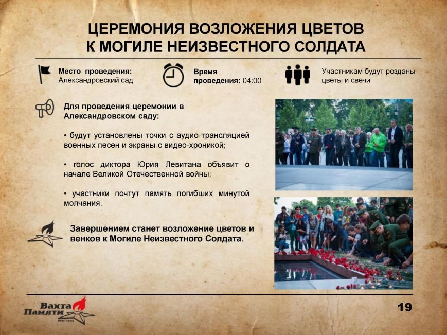 Началась запись участников Вахты Памяти из Новой Москвы, фото-9