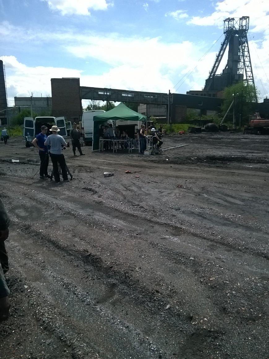 Житель Новошахтинска принял участие в съёмках художественного фильма, фото-2