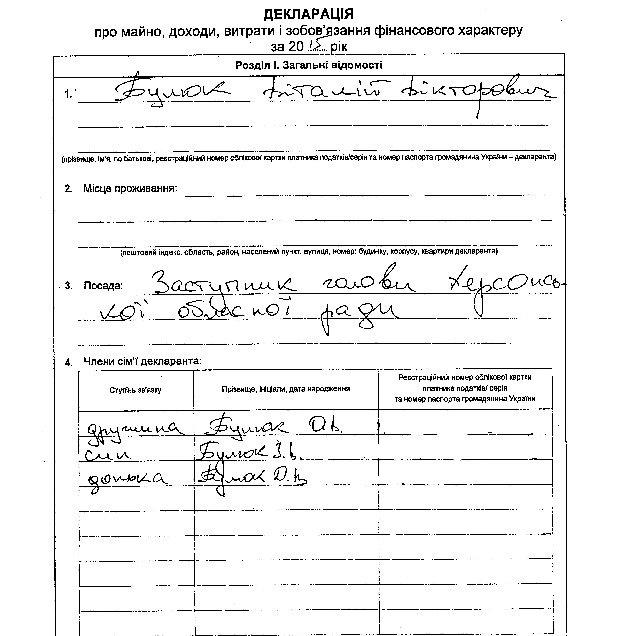 Замглавы Херсонского облсовета, сын которого имеет дело с Матиосами, не задекларировал бизнес и часть недвижимости жены (фото), фото-3