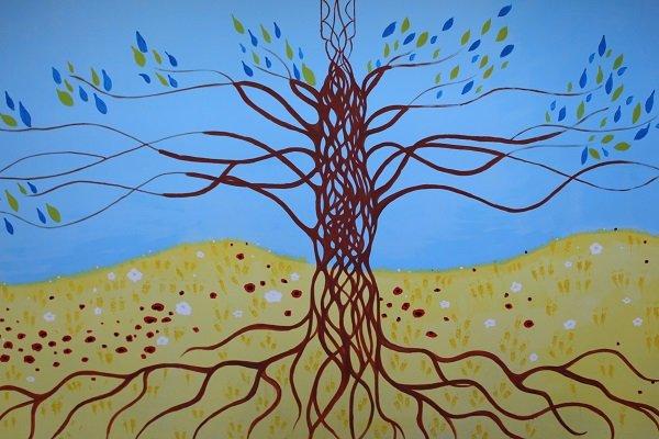 "В здании Херсонского горсовета ""проросло"" Дерево жизни (фото), фото-1"