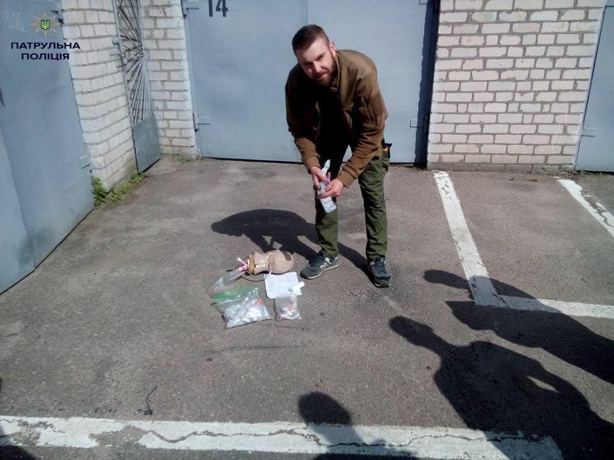 Кременчугские патрульные полицейские учатся оказывать первую медицинскую помощь (ФОТО), фото-1