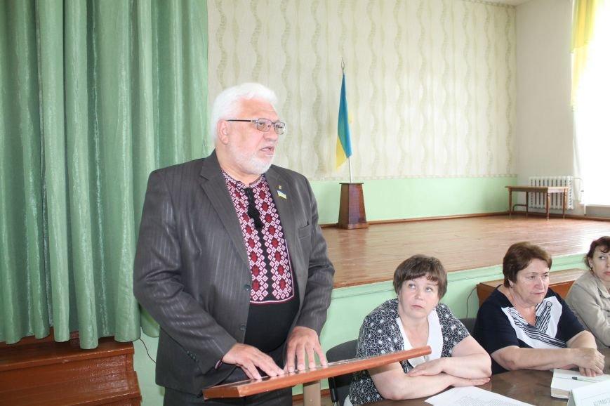 Одной из школ Бахмута присвоят имя Героя Украины, фото-5