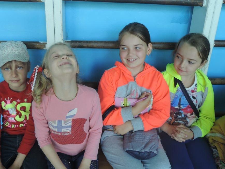 Каждый день море эмоций и радости в пришкольном лагере Добропольского УВК №4, фото-1