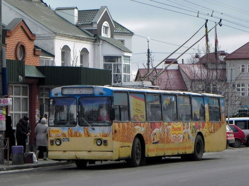 Як ремонтують білоцерківські тролейбуси, фото-1