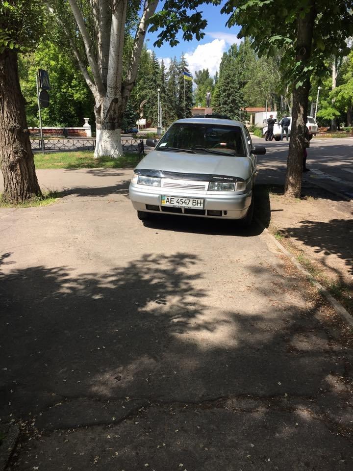 """""""Герои"""" паркования в Новой Каховке (фото), фото-9"""