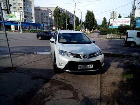 """""""Герои"""" паркования в Новой Каховке (фото), фото-1"""