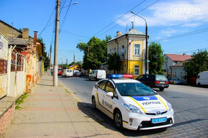 У Чернівцях по вулиці Гагаріна сталася ДТП, фото-2