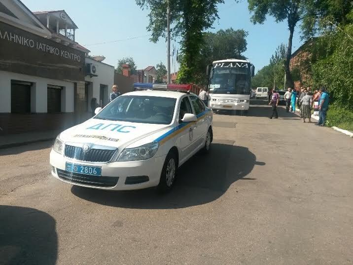 Дети из прифронтовых поселков под Мариуполем отправились на отдых в Донецкую область (ФОТО), фото-1