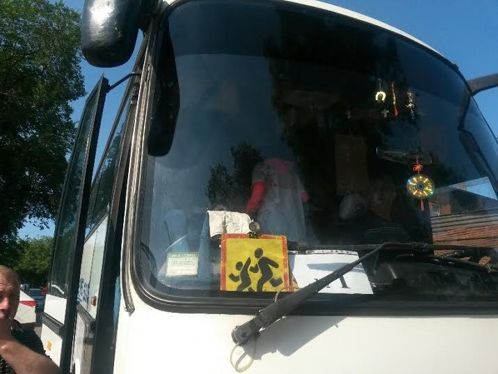 Дети из прифронтовых поселков под Мариуполем отправились на отдых в Донецкую область (ФОТО), фото-4