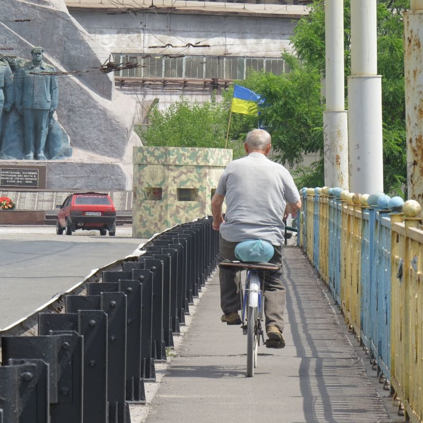 Фотопятница: Движение Мариуполя, фото-32