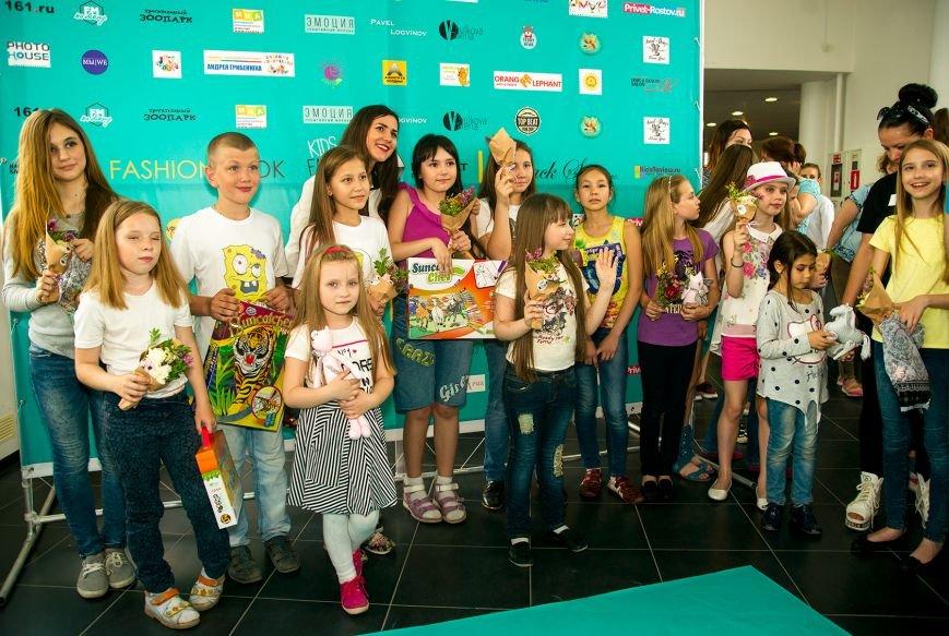 В Ростове прошло социальное мероприятие Kids Fashion Day «Sunshine Children», фото-3