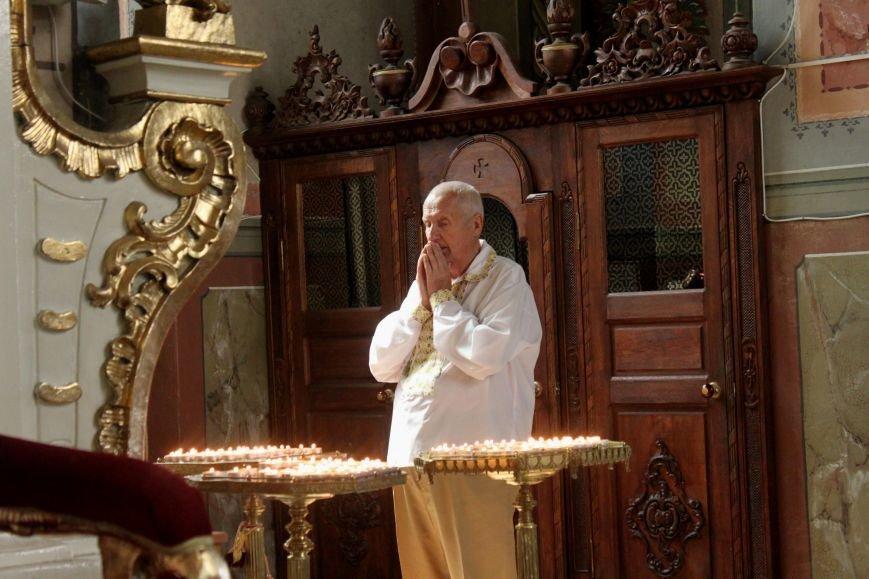 До Ужгорода привезли мощі Святого чудотворця Шарбеля: фото, фото-2