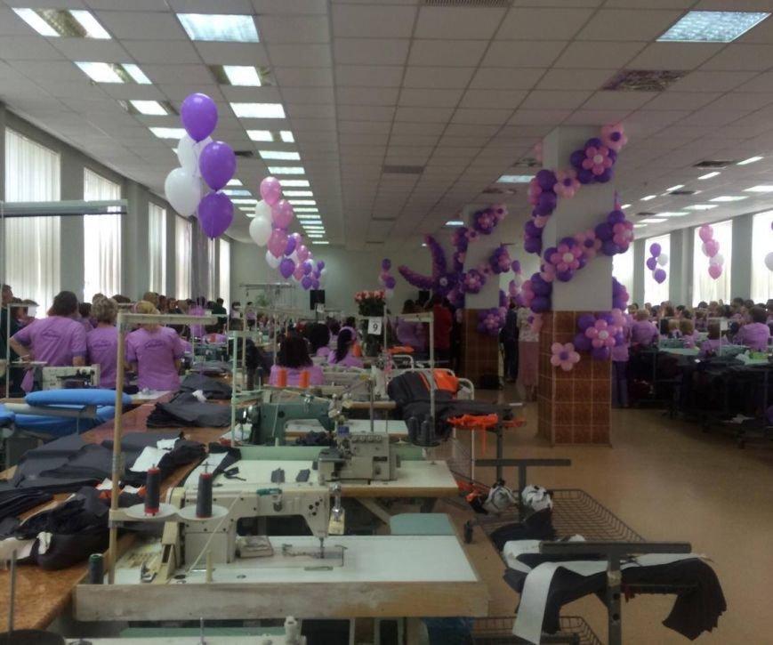 В Мариуполе сотрудники легкой промышленности отметили профессиональный праздник (ФОТО), фото-7