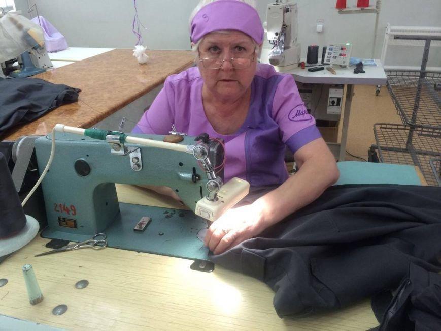 В Мариуполе сотрудники легкой промышленности отметили профессиональный праздник (ФОТО), фото-2