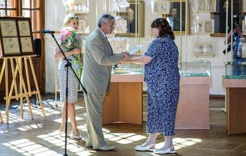 Американка подарила краеведческому музею Таганрога уникальную коллекцию, фото-2